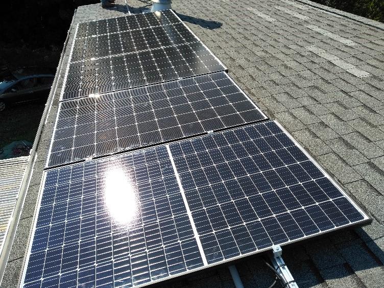 Solar Panel Test Lab